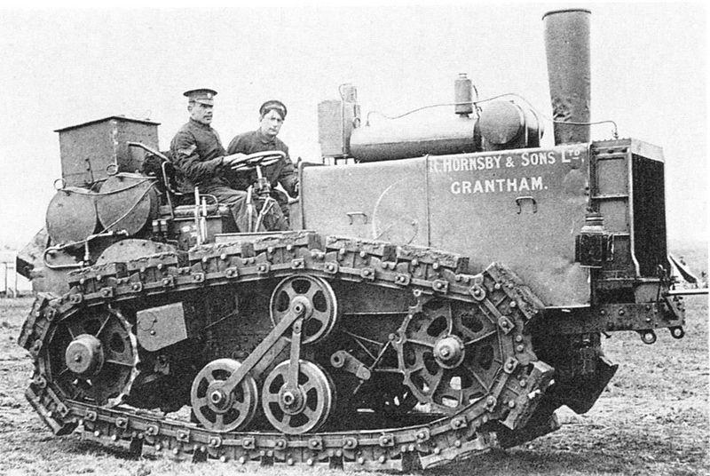 Sejarah bulldozer