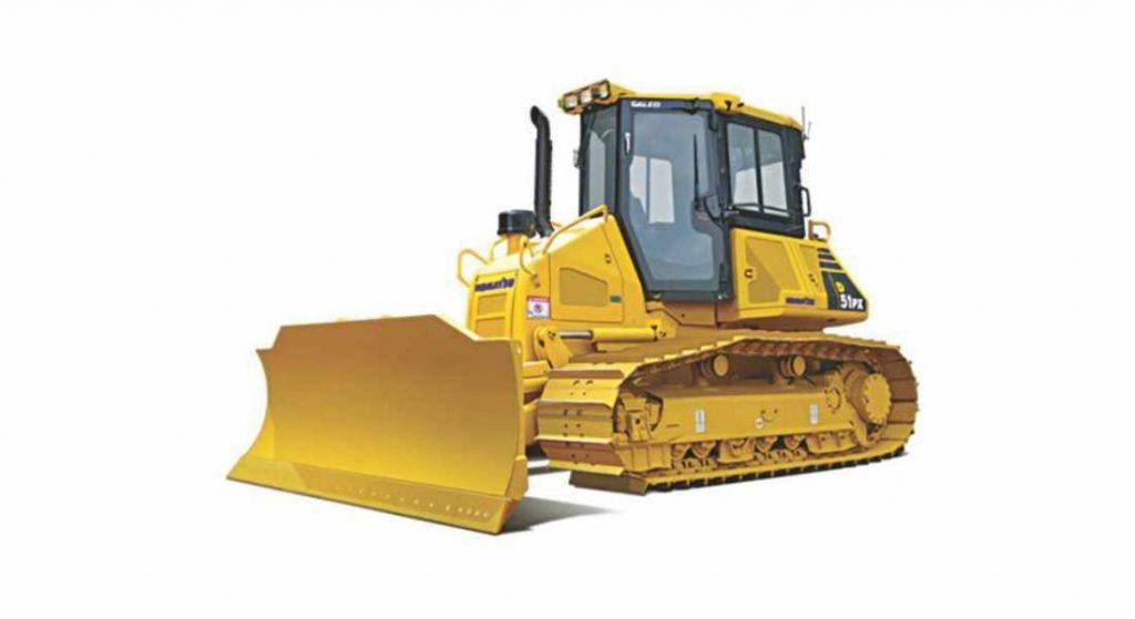 fingsi bulldozer