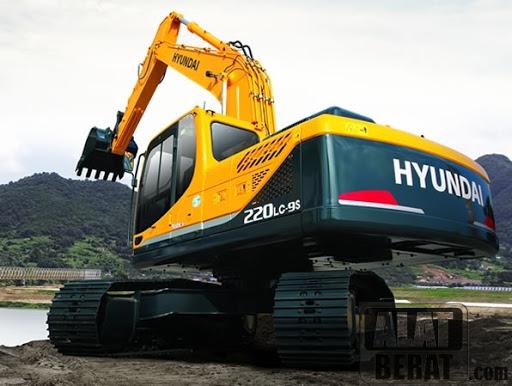 Profile Alat Berat Hyundai - Alat Berat Keluaran Hyundai
