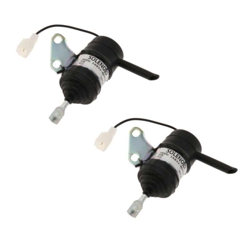 solenoid valve komatsu