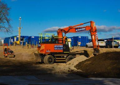 beli excavator