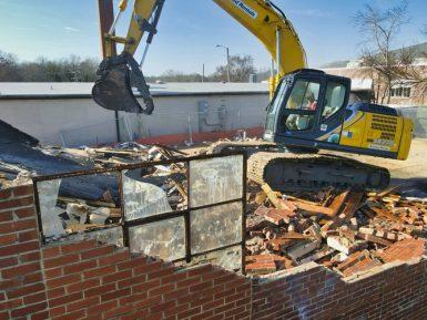 excavator bekas