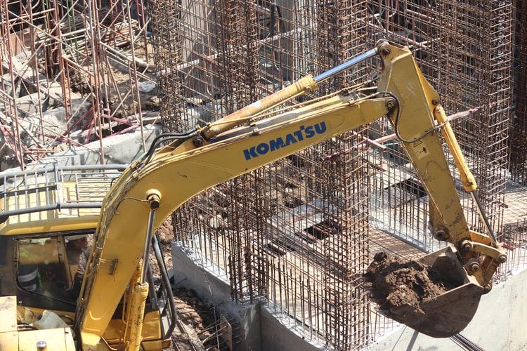 kerusakan excavator